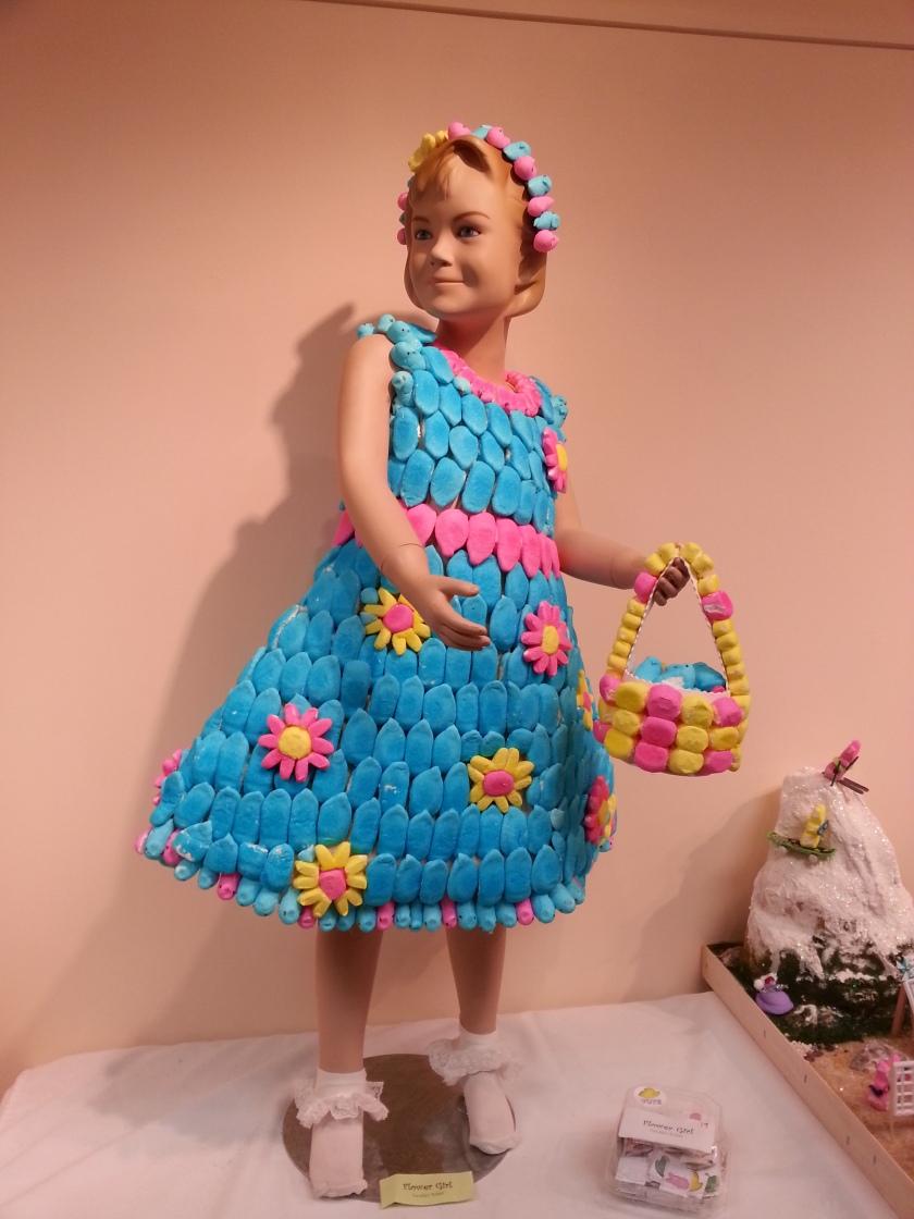 The new sugary fashion sensation. Peepdresses!