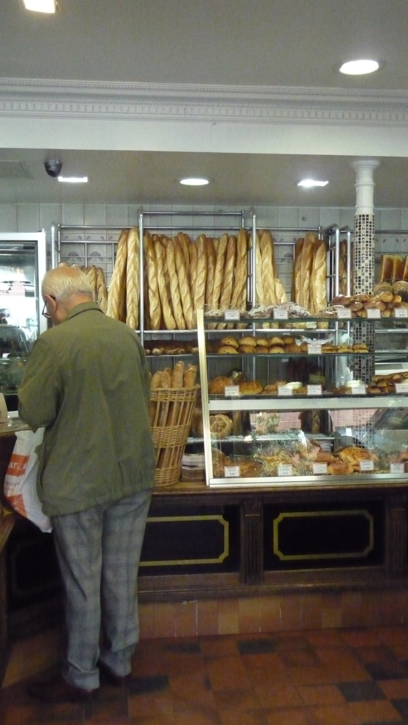 Bakery in France